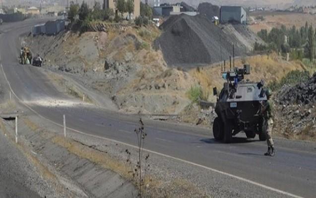 Türkiyədə hərbi maşına hücum