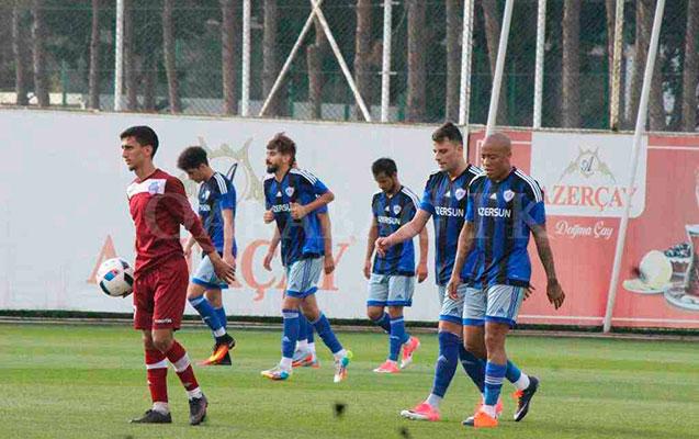 """Qarabağ"" ""Dinamo""ya uduzdu"