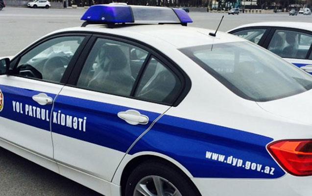 Bərdədə yol polisi həyat yoldaşını bıçaqladı