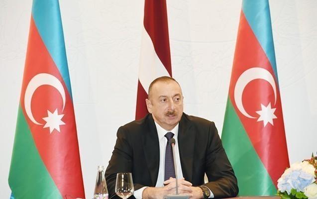 """Prezident """"Azərsu""""ya 4 milyon ayırdı"""