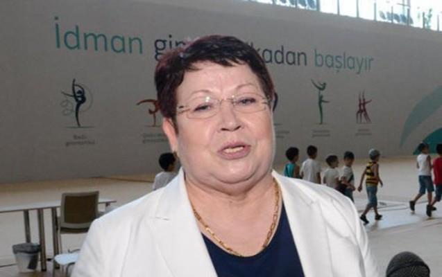 Olimpiya çempionunun maşınla vurduğu qadın öldü