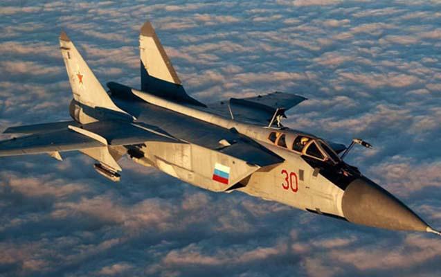Rusiya 200 İŞİD terrorçusunu öldürdüklərini açıqladı