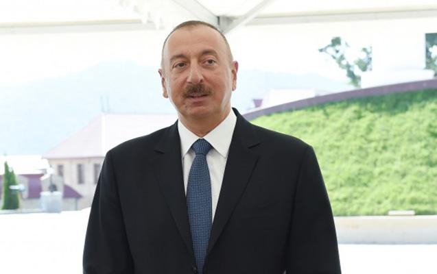 """""""Neftin qiymətinə görə gəlirlərimiz azalıb"""" - İlham Əliyev"""