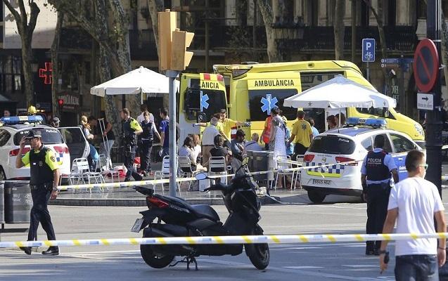 Barselona terrorunda ölənlərin sayı 15-ə çatdı