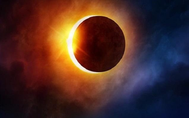 İlin ilk Günəş tutulması başa çatdı  - Video
