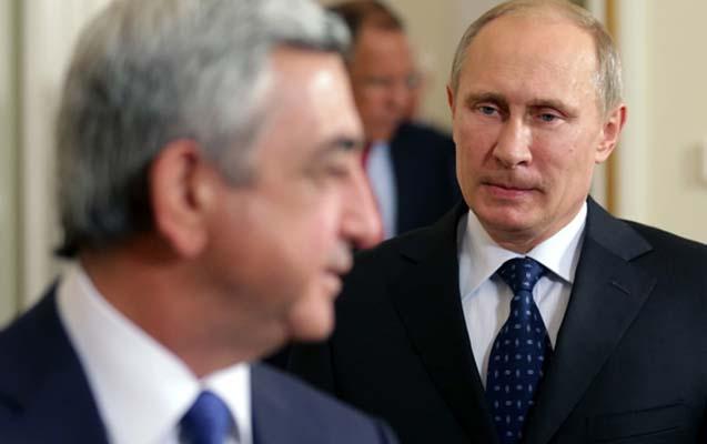 Sarkisyanla Putin görüşür, Qarabağ müzakirə ediləcək
