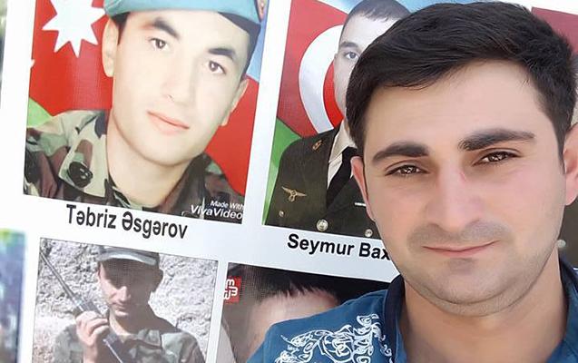 """""""Vur, komandir, vur""""un qəhrəmanı hərbdən getdi"""