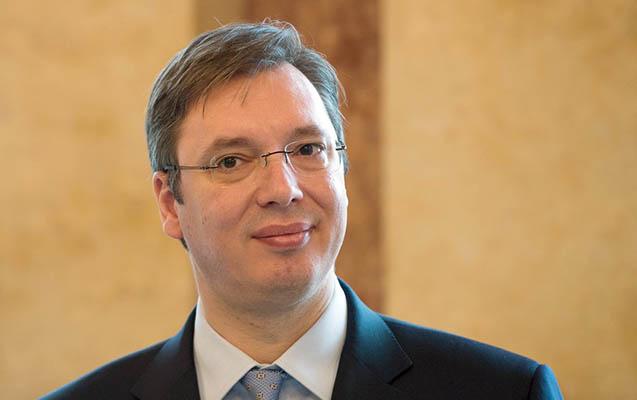 Serbiya prezidenti İlham Əliyevi təbrik etdi