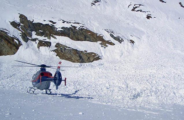 Alpinistlərin getdiyi ərazidə qar mayın sonlarında əriyəcək