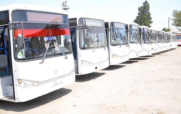 Avtobus sürücülərinə tapşırıq verildi