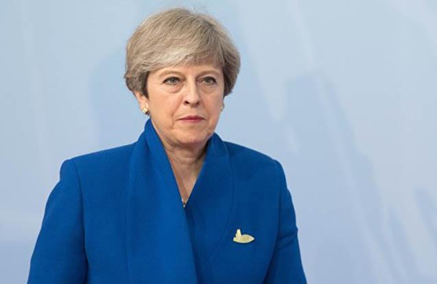 Tereza Mey Davosa getməyəcək