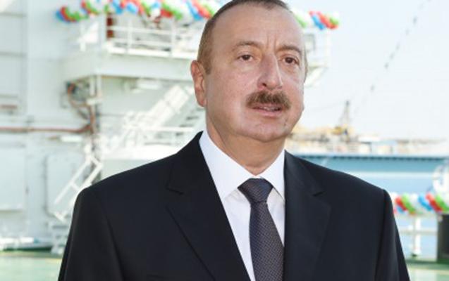 """""""Bu, o bədbin və qərəzli fikirlərə cavabdır"""" - Əliyev"""