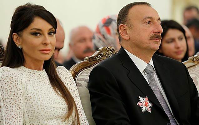 Prezidentlə xanımından Lütfi Zadənin vəfatı ilə əlaqədar -