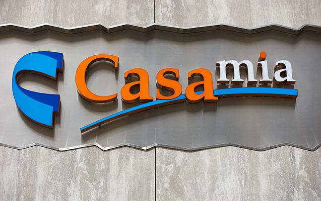 Casamia Antonio Lupinin rəsmi nümayəndəsi oldu