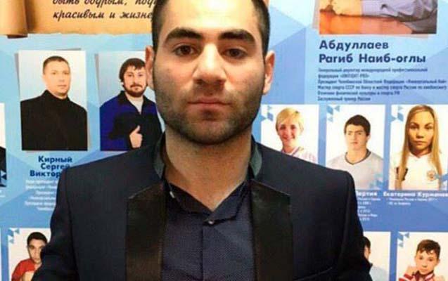 Rusiyada azərbaycanlı idmançı güllələnib
