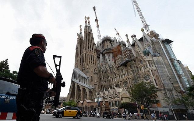 Barselonada bomba həyəcanı
