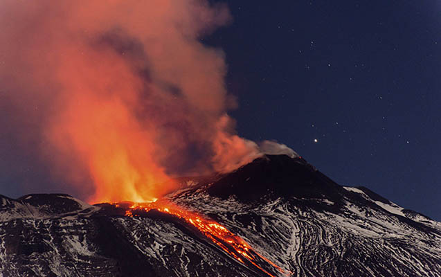 Vulkan kraterində 3 nəfər ölüb