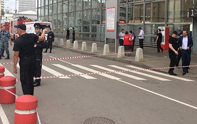 Moskvada bomba həyəcanı -