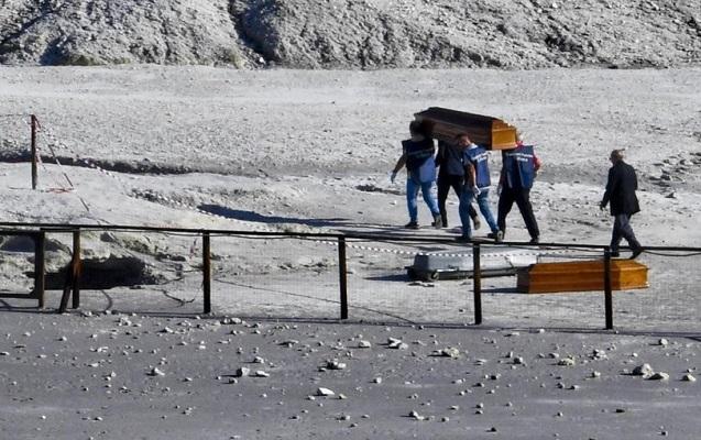 Bir ailənin 3 üzvü vulkan kraterinə düşüb öldü