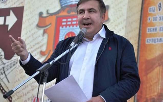 Saakaşvili Kiyevə qayıdacağı günü açıqladı