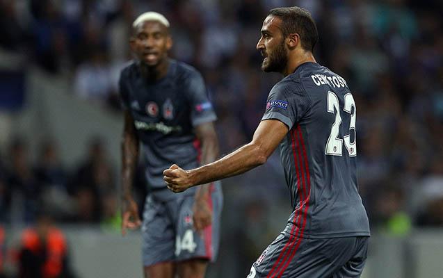 """""""Beşiktaş"""" Portoda belə qalib gəldi - Video"""