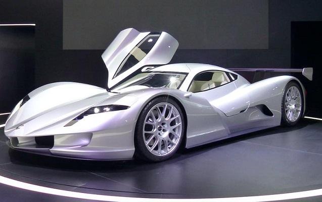 Dünyanın ən sürətli avtomobili təqdim olundu