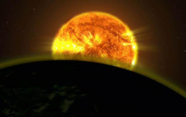 Alimlər qeyri-adi nəhəng planet aşkarlayıblar