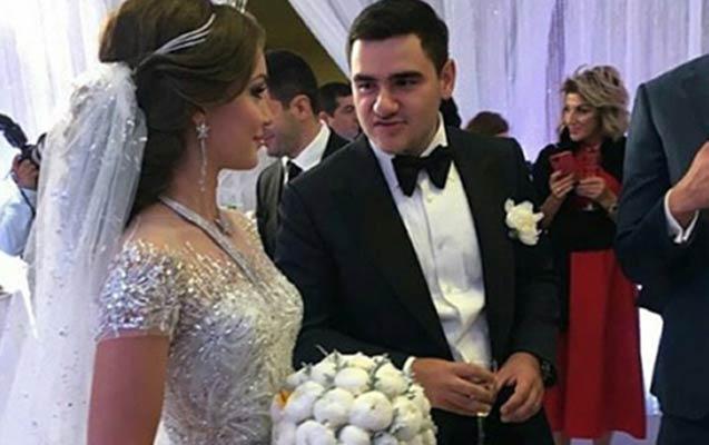 Sarkisyan, Peskov və Puqaçova erməni milyarderin oğlunun toyunda