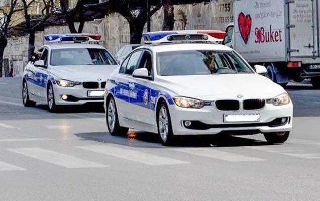 Azərbaycanda polisdən nümunəvi addım