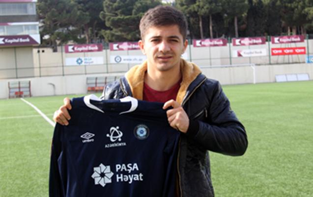 Azərbaycanda futbolçu oğurluğa görə tutuldu