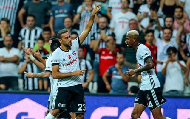 """""""Beşiktaş"""" son anda məğlubiyyətdən xilas oldu"""