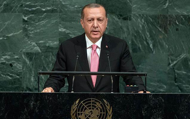"""""""Qarabağ münaqişəsinin həlli üçün ciddi səy göstərməliyik"""" - Ərdoğan"""