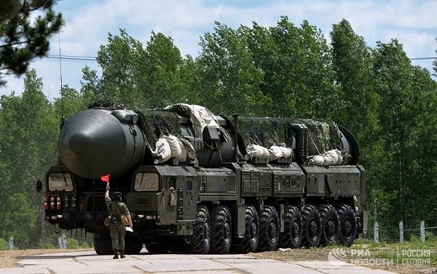 Rusiya ballistik raketi sınaqdan keçirdi