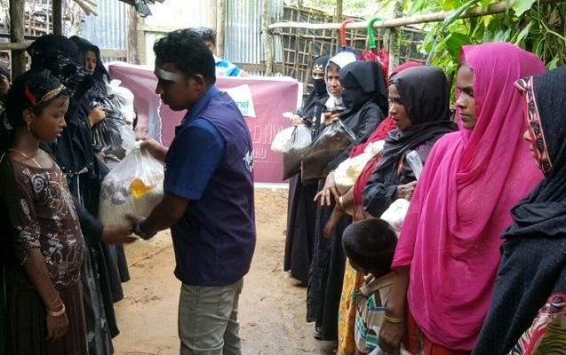 Arakan müsəlmanlarına 32 milyonluq yardım göndəriləcək