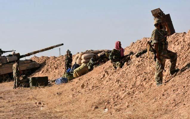 Suriyada 3 rus hərbçi yaralandı