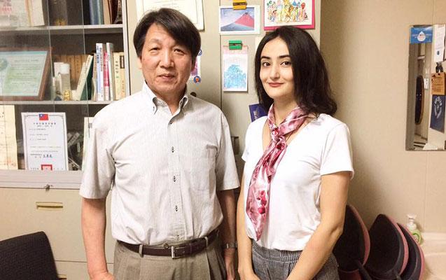 BDU-nun doktorantı Yaponiyada tədqiqat aparacaq