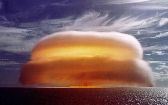 KXDR hidrogen bombası xəbərdarlığı