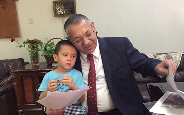 İraqdakı konsulumuz Abdullayla görüşdü
