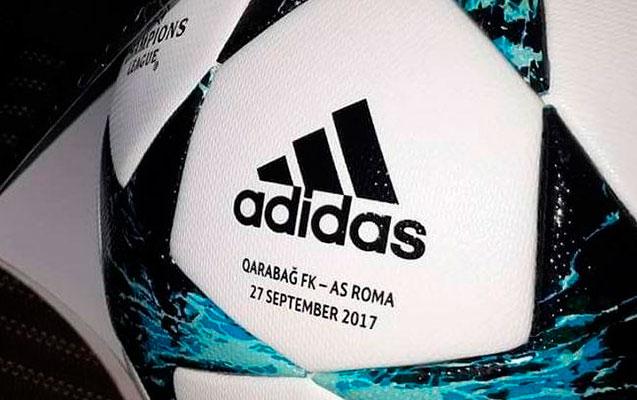 """""""Qarabağ"""" – """"Roma"""" oyununda bu top olacaq"""