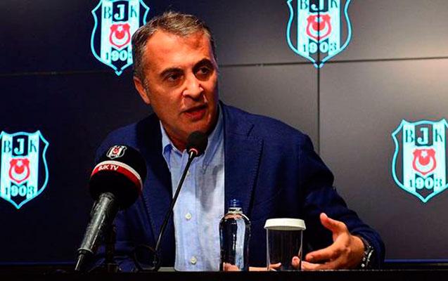 """""""Beşiktaş""""ın prezidenti Fikrət Orman Bakıya gəlir"""