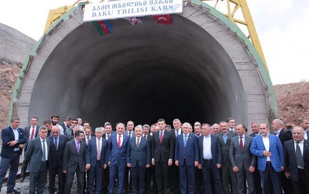 Bakı-Tbilisi-Qars istifadəyə hazırdır