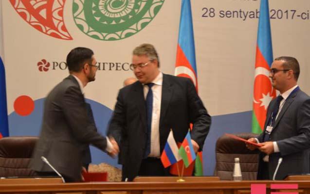 Azərbaycan və Rusiya arasında 5 sənəd imzalandı