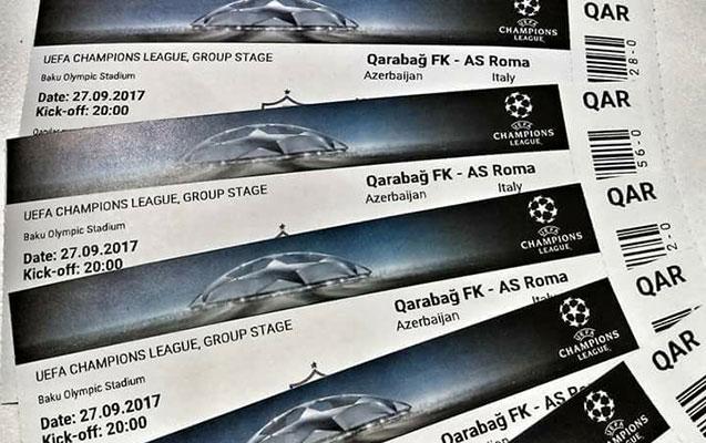 """""""""""İticekt""""dən """"Qarabağ"""" – """"Roma""""oyunundakı narazılıqlara"""