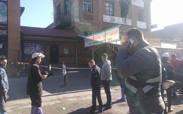 Ukraynadakı yanğında ölən azərbaycanlıların adları məlum oldu