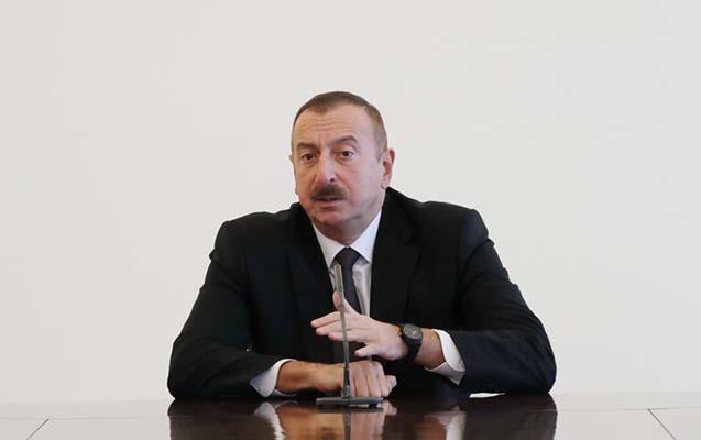 """""""Azərbaycanda demokratiya və bütün azadlıqlar təmin olunur"""" - Prezident"""