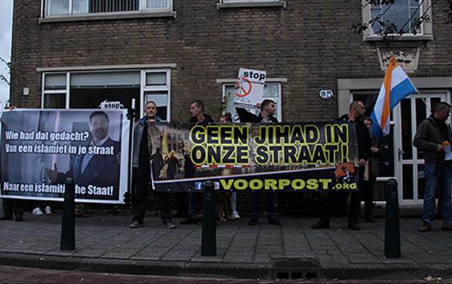 Hollandiyada İslam əleyhinə aksiya