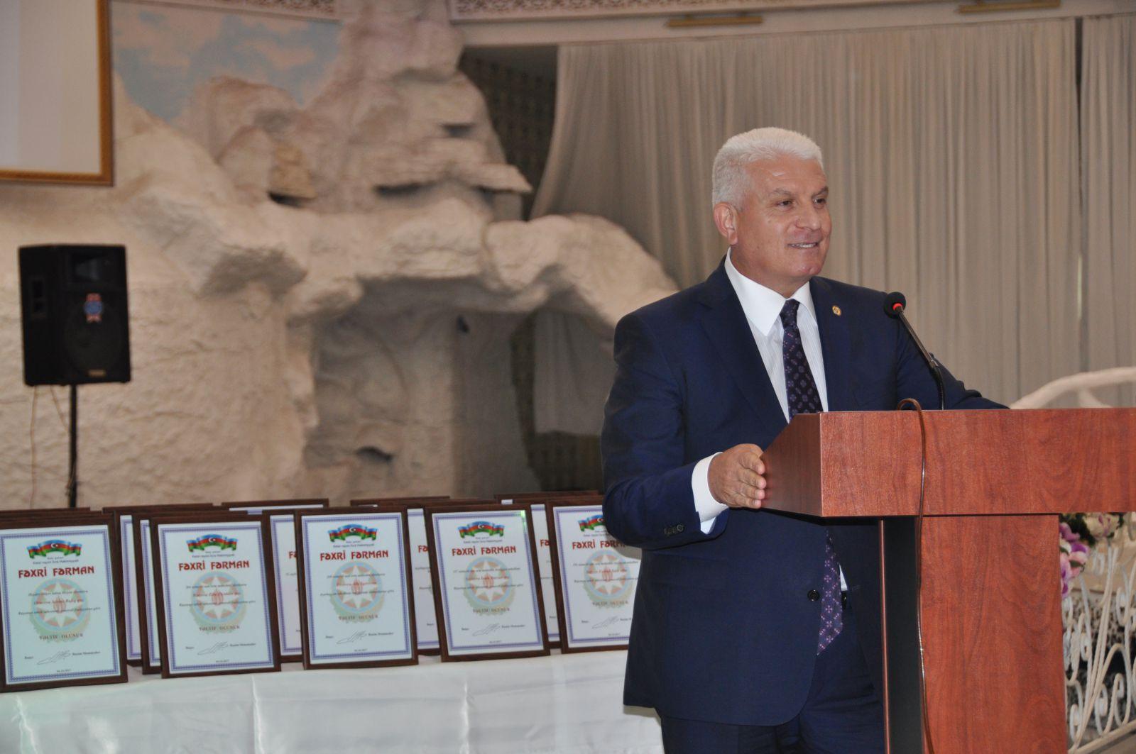 """""""Ən müasir 37 məktəb Xətai rayonundadır"""""""