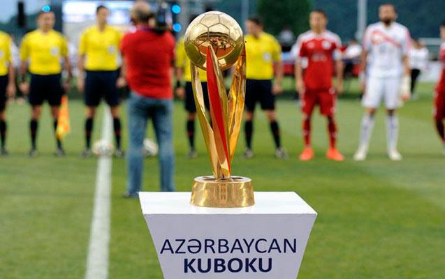 Azərbaycan kubokunun püşkü atıldı