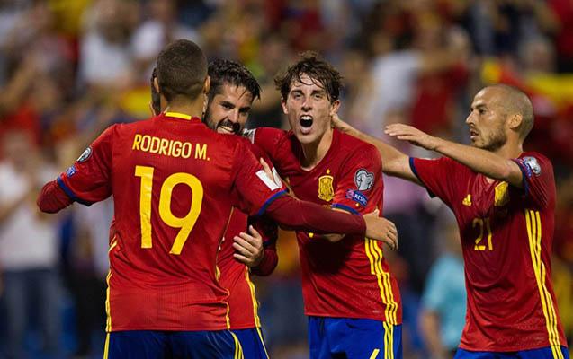 İspaniya DÇ-2018-in final mərhələsində