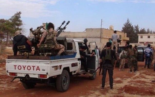 PKK terrorçuları Kərkükə daxil oldu